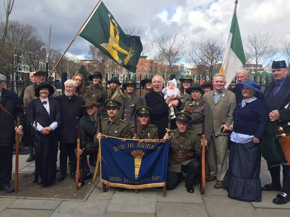 1916 Centenary Commemorations