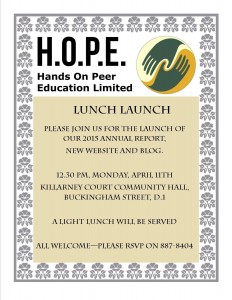 Lunch Launch Invitation