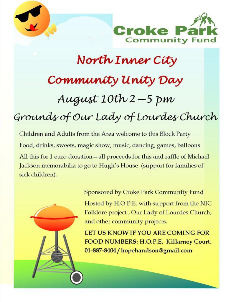 community Unity Poster