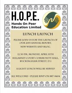 Lunch Launch Invitation