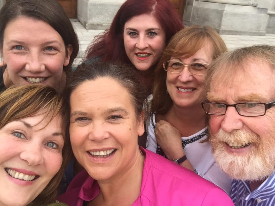 Dublin NICCC Subgroup