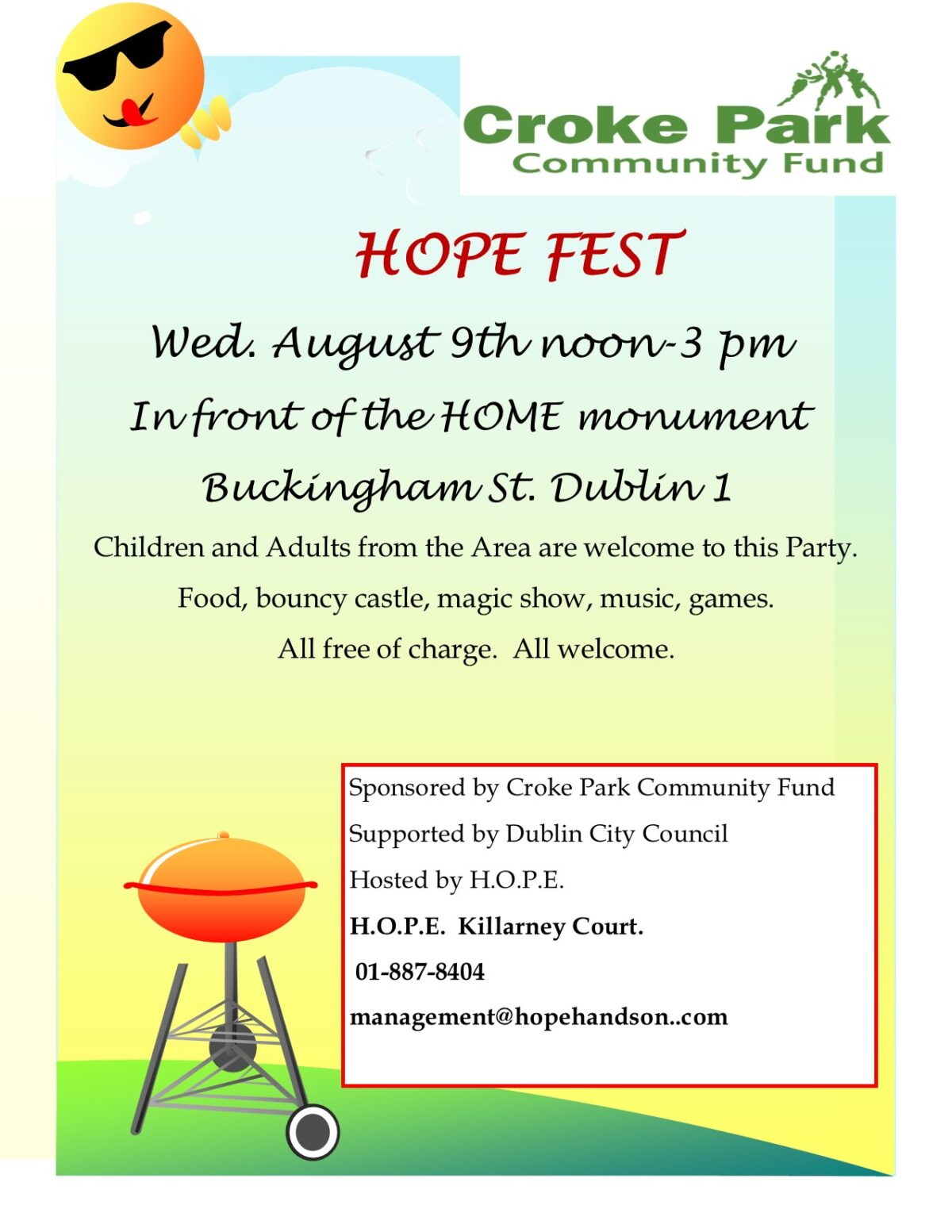 HOPE-FEST'17 [no typos] [please share]