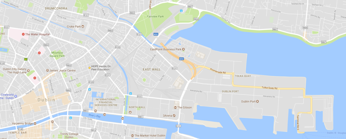 What's going on in Dublin's north east inner city? Read the newsletter here.