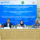 UNODC, Afghanistan partner to strengthen drug control and promote economic development in the country